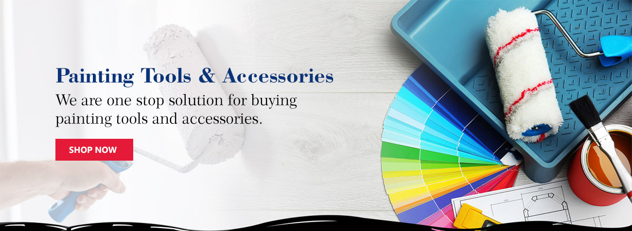 Paint Tools & Accessories