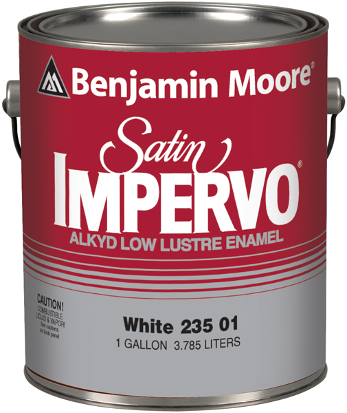 Satin Impervo Interior Alkyd Satin (BM)