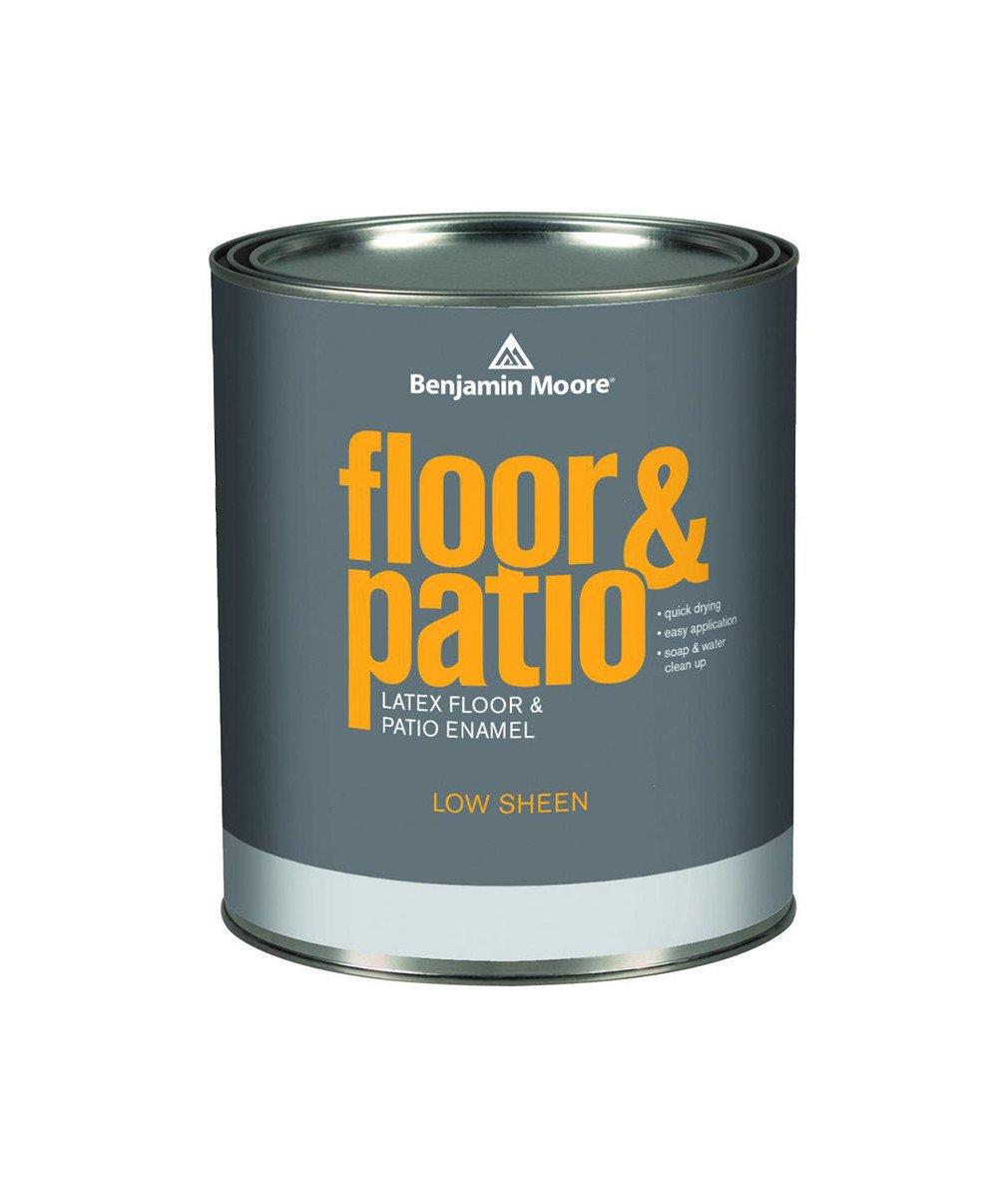 Floor & Patio Low Sheen Enamel Low Sheen (BM)